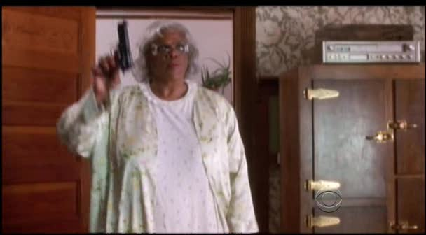 Tyler Perry On 60 Minutes  Illustrated TranscriptTyler Perry Madea Gun